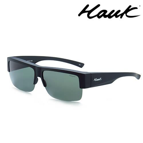 HAWK偏光太陽套鏡(眼鏡族專用)HK1008-02