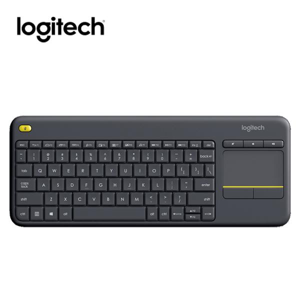 羅技 Wireless Touch Keyboard K400 Plus 無線觸控板鍵盤 Logitech