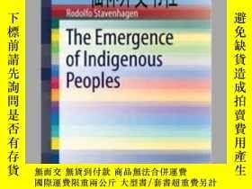 二手書博民逛書店【罕見】2012年 The Emergence of Indig