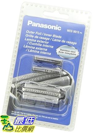 [7美國直購] Panasonic 電動剃鬚刀片 WES9013PC Electric Razor Replacement Inner Blade and Outer Foil Set for Men