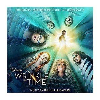 時間的皺褶 電影原聲帶 CD A Wrinkle in Time O.S.T. 免運 (購潮8)