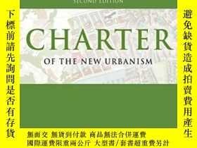 二手書博民逛書店Charter罕見Of The New Urbanism, 2nd EditionY256260 N a Co