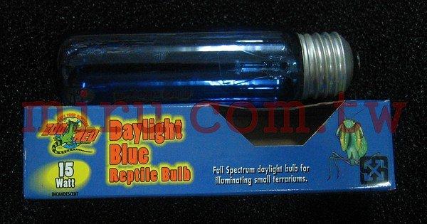 【西高地水族坊】ZOO MED(ZOOMED) 白天藍色爬蟲燈泡25W