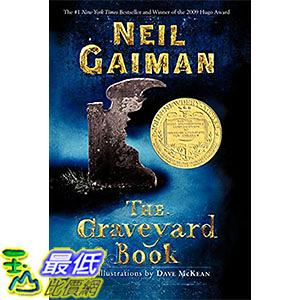 [ 美國直購 2016 暢銷書] The Graveyard Book Paperback