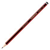 施德樓 MS110 紅武士經典繪圖鉛筆(打/盒)-HB、B、2B