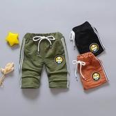 嬰幼兒短褲 寶寶短褲 七分褲 休閒褲 童裝 XZH369-1 好娃娃