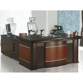 書桌 電腦桌 CV-608-1 喬納森5.8尺主管桌 (不含側櫃.活動櫃)【大眾家居舘】