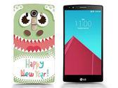 ♥ 3C膜露露 ♥ { 小怪怪*水晶硬殼} LG G4 手機殼 保護殼 手機套 保護套