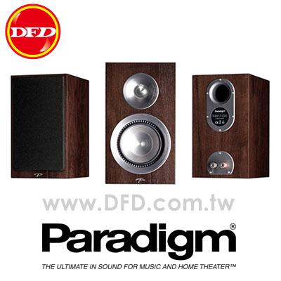 (新品預購) 加拿大 Paradigm PRESTIGE 15B 核桃木 Walnut 書架式揚聲器 公司貨
