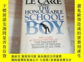 二手書博民逛書店John罕見le Carre The Honourable SchoolboyY21619