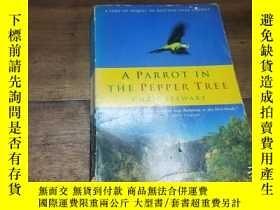 二手書博民逛書店A罕見parrot in the pepper treeY270