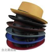 男女情侶爵士帽 魔術帽 夏季小禮帽子
