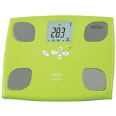Tanita十合一減重模式體組成計BC-750 綠色