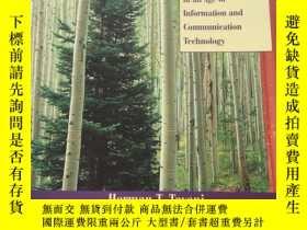 二手書博民逛書店Ethics罕見and TechnologyY23470 H. Tavani WILEY 出版2004