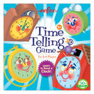 eeBoo 美國益智桌遊 Time Telling Game 時間遊戲