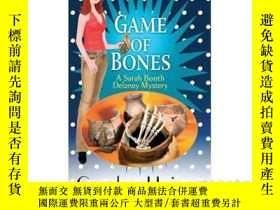 二手書博民逛書店Game罕見of Bones: A Sarah Booth De