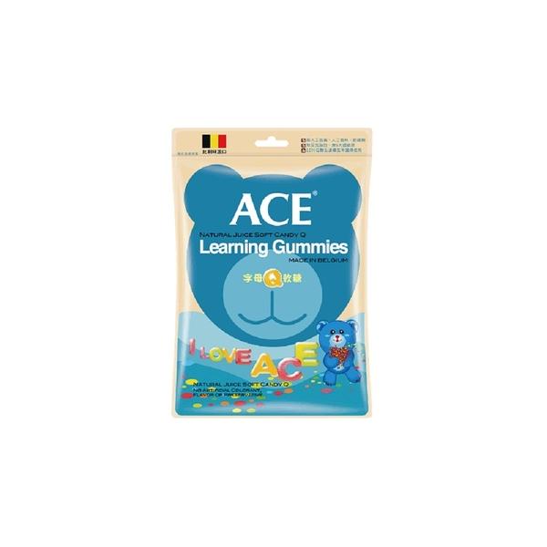 ACE軟糖 - 字母Q軟糖 (48g) 比利時原裝進口