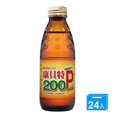 康貝特200P飲料180ml*24【愛買】