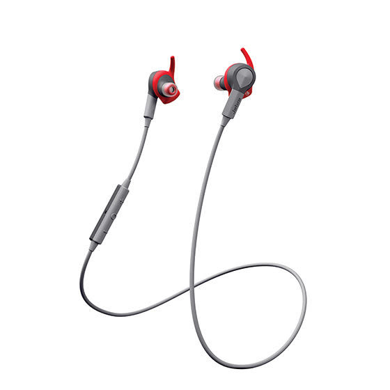 【台中平價鋪】全新 捷波朗 Jabra Coach Wireless 藍牙運動耳機 紅色 藍芽 先創公司貨