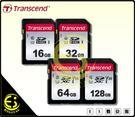 ES數位 創見 Transcend UHS-I 300S 128GB 100M SDXC SDHC 128G 高速記憶卡 支援4K錄影