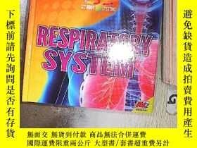 二手書博民逛書店RESPIRATORY罕見SYSTEM 呼吸系統Y261116