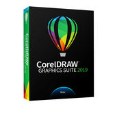 【Corel】CorelDRAW Graphics Suite 2019 中文完整版盒裝(MAC)