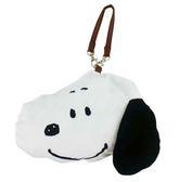 【卡漫城】 Snoopy 造型 拉鍊 零錢包 ㊣版 史奴比 史努比 娃娃 手拿包 小物包 萬用包 附吊繩