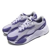 Puma 休閒鞋 RS-X3 Super 紫 白 女鞋 運動鞋 老爹鞋 【ACS】 37288408
