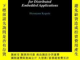 二手書博民逛書店Real-time罕見Systems Design Principles For Distributed Embe