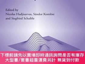 二手書博民逛書店Handbook罕見Of Generalized Convexity And Generalized Monoto