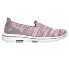 Skechers Go Walk 5 [15912MVMT] 女鞋 健走 運動 休閒 避震 緩衝 彈力 懶人 舒適 粉