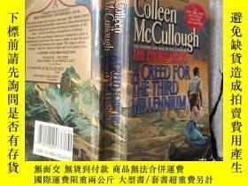 二手書博民逛書店A罕見CREED FOR THE THIRD MILLENNIUM(英文原版)Y7353 Colleen Mc