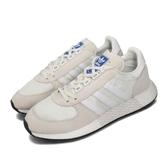 【海外限定】 adidas 休閒鞋 Marathon Tech 白 米白 男鞋 運動鞋 【PUMP306】 G27464
