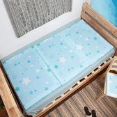 沁涼凝膠折疊記憶床墊-生活工場