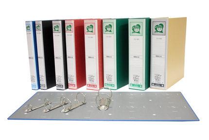 鼎盛 HP1520-二孔圓型夾 12本/箱