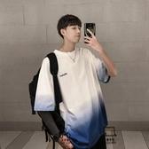 中華隊獲勝夏季新款超火cec潮流短袖t恤韓版潮牌男士寬鬆男裝半截袖衣服