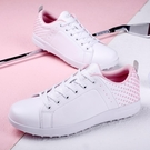 新款女士高爾夫球鞋無釘鞋子女款防水透氣運動休閑女鞋球童鞋