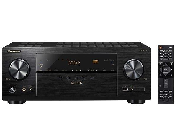 【台北視聽劇院音響影音】日本Pioneer VSX-LX102 7.2聲道影音環繞擴大機 支援天空聲道