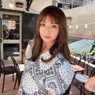 整頂假髮 日式公主切修飾臉型 中長髮 RD7096 魔髮樂