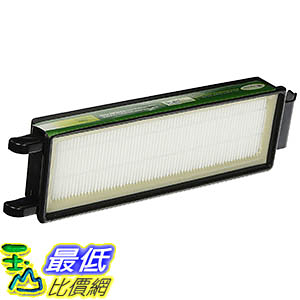 [106美國直購] Eureka HF5 (HF-5) Vacuum Filter; WASHABLE & REUSABLE; Fits Eureka Sanitaire, Boss, Genesis
