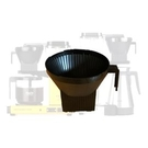 金時代書香咖啡   Moccamaster 美式濾泡式咖啡機黑色濾杯 適用KBGTKBGC(歡迎加入Line@ID@kto2932e詢問)