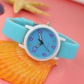 手錶女女士手錶女防水時尚ins學院風潮流韓版學生簡約卡通手錶可愛女表
