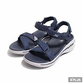 SKECHERS 女 涼鞋 GO WALK ARCH FIT SANDAL-140251NVY