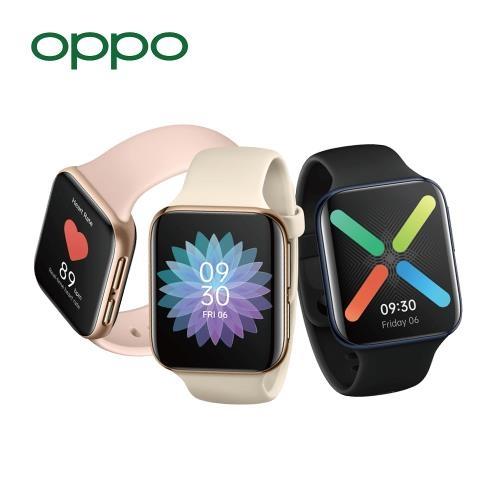 《現折120元》 OPPO Watch 41mm (Wi-Fi) 智慧手錶 台灣公司貨 原廠盒裝