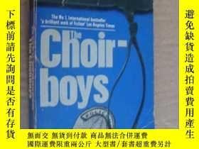 二手書博民逛書店the罕見Choir boysY85718 joseph wam
