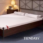 【TENDAYS】柔織舒壓床墊6尺加大雙人(7cm厚 記憶床)