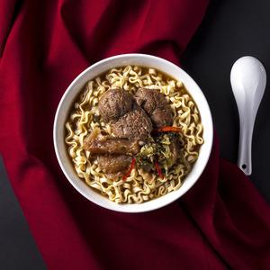 南僑小廚師慢食麵紅燒半筋半肉牛肉麵