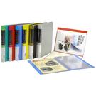 【奇奇文具】新德牌Sander 01-102 307x240x25mm P.P 40頁 無附紙 A4 資料簿/資料夾/文件夾