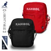 KANGOL 側背包 LIBERTY系列 韓版潮流 小型側背包 小包 斜背包 LOGO背帶 KG1194 得意時袋