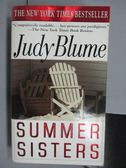 【書寶二手書T4/原文小說_NAC】Summer Sisters_Judy Blume